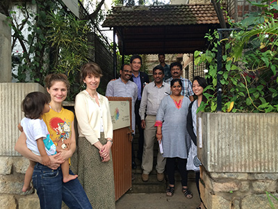 Visiting the Centre for Internet & Society (in Bangalore, India)