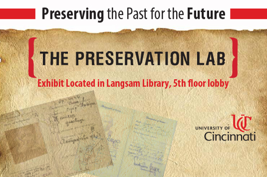preservation exhibit
