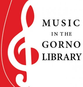 music in the Gorno Library