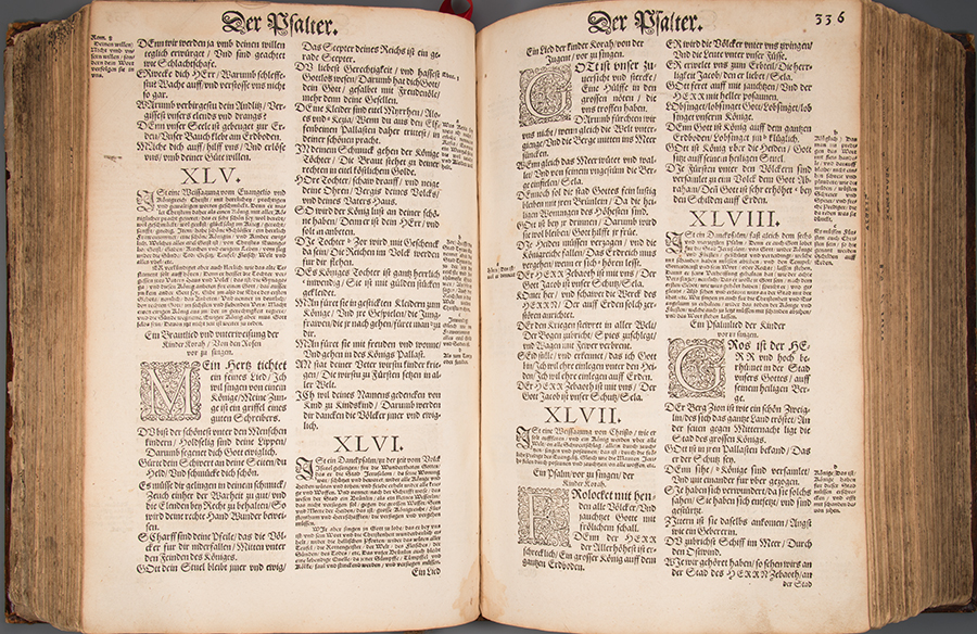 Reformation text