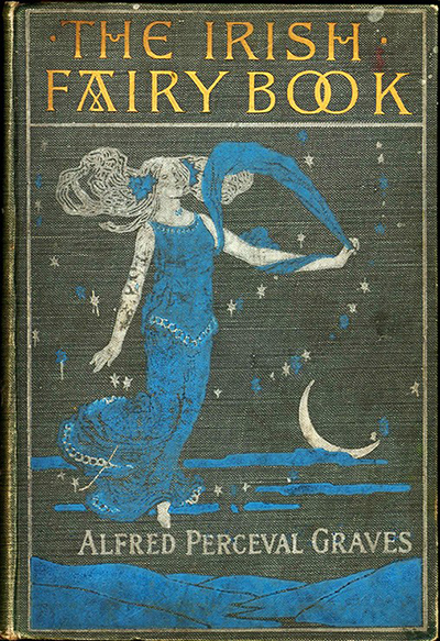 the irish fairy book