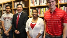 dean wang and donors
