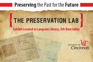 preservation exhibit