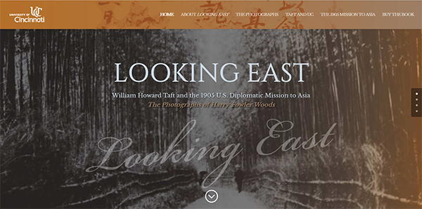 looking east website
