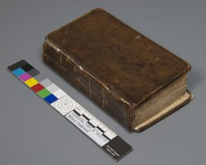 preserved book
