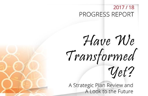 Annual Progress Report Cover