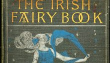 Irish fairy book cover