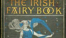 Irish fairy book cover