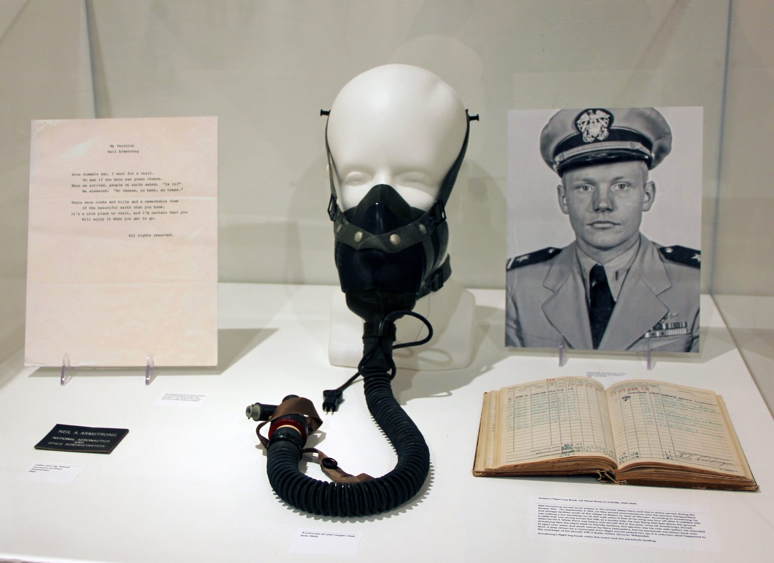 neil armstrong archive