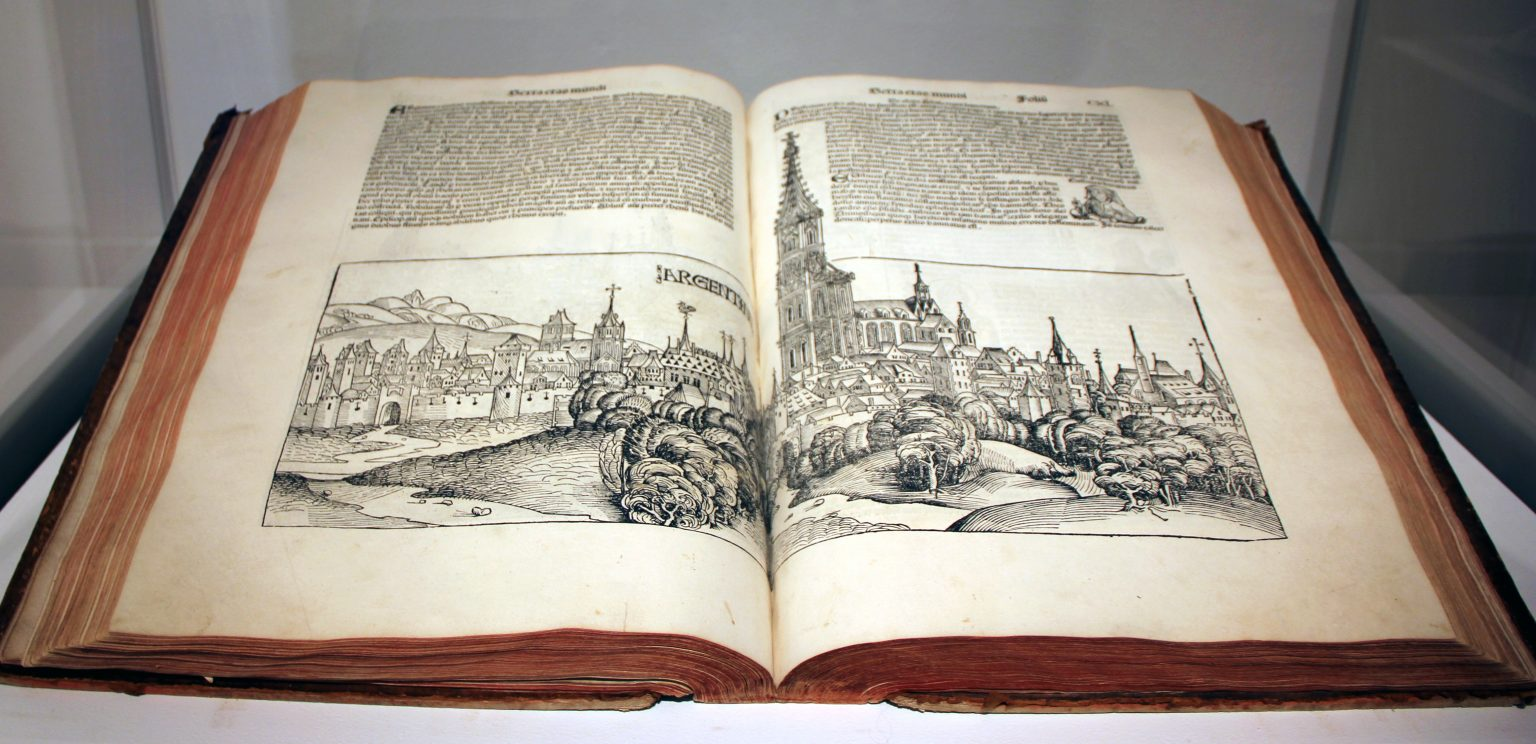The Nuremberg Chronicle