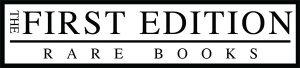 The First Edition rare books logo