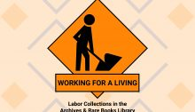 labor exhibit graphic