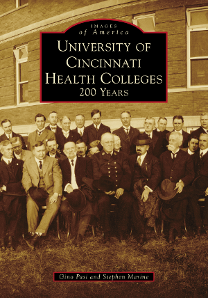 university of cincinnati health colleges book cover